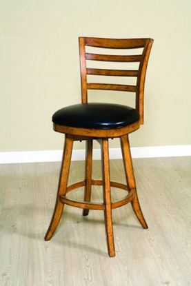 Picture of Sterling Backed Bar Stool