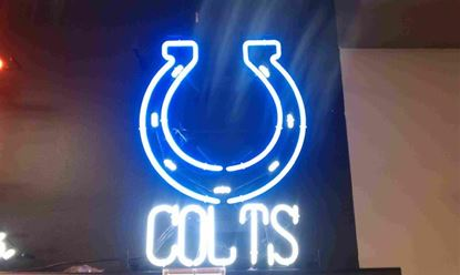 Picture of Indianapolis Colts Neon