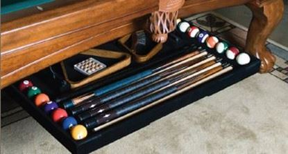 Picture of Perfect Drawer Pool Table Cue Rack
