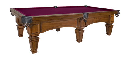 Picture of Olhausen Belle Meade Pool Table