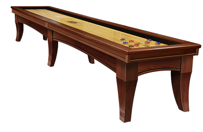 Picture of Olhausen Chicago Shuffleboard Table