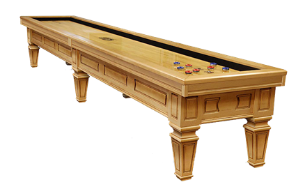 Picture of Olhausen Brentwood Shuffleboard Table