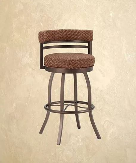 Picture of Calle Americana Swivel Barstool