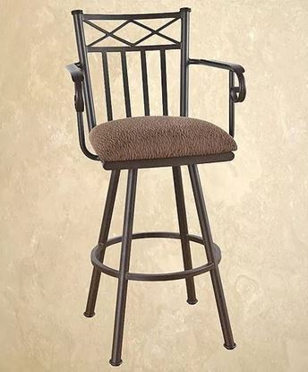 Picture of Calle Arcadia Swivel Barstool