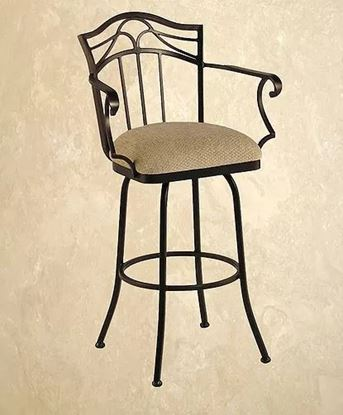 Picture of Calle Berkeley Swivel Barstool