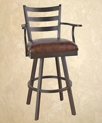Picture of Callee Claremont Swivel Barstool