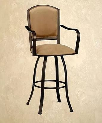 Picture of Callee Dunhill Swivel Barstool