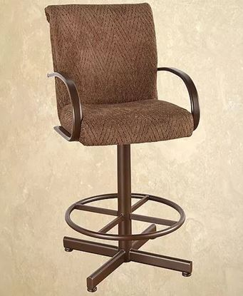 Picture of Callee Durant Swivel Barstool