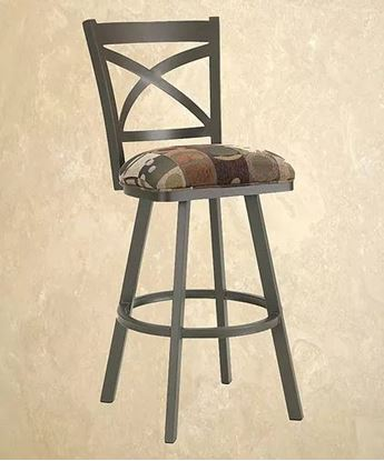 Picture of Callee Edison Swivel Barstool