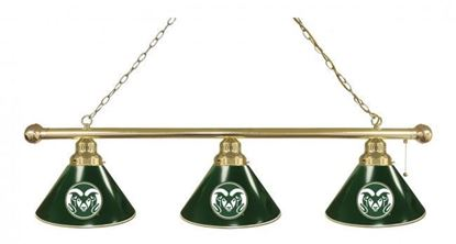 Picture of Colorado State Logo Billiards Light