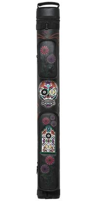Picture of Action Calavera CALC22B 2x2 Stitch Hard Cue Case