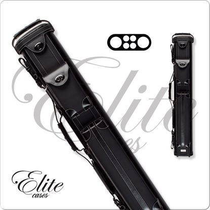Picture of Elite ECV24 2x4 Vintage Leather Cue Case