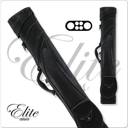 Picture of ELITE ECS24 2X4 SADDLE BAG HARD CUE CASE