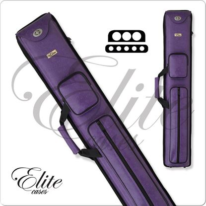 Picture of ELITE ECN35 NEXUS 3X5 HARD CUE CASE