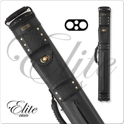 Picture of ELITE ECP22 PRIME 2X2 HARD CUE CASE