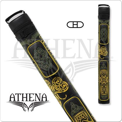 Picture of ATHENA ATHC11 2X2 HARD CUE CASE