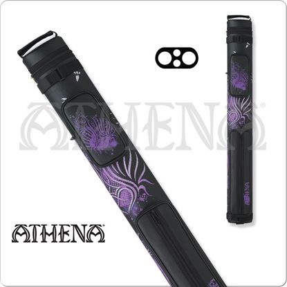 Picture of ATHENA ATHC02 2X2 HARD CUE CASE