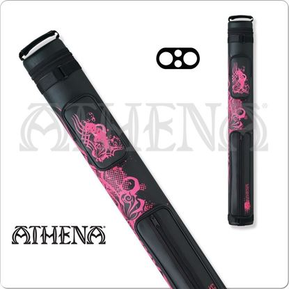 Picture of ATHENA ATHC01 2X2 HARD CUE CASE