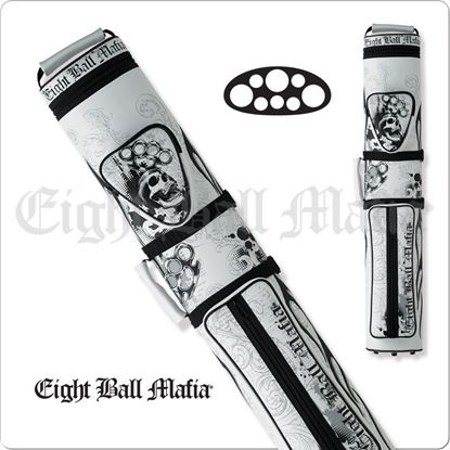 Picture of EIGHT BALL MAFIA EBMC35E 3X5 HARD CUE CASE