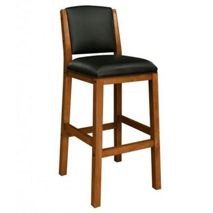 Picture of Legacy Heritage Backed Stool