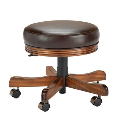 Picture of Darafeev 938 Backless Game Chair/ Vanity Stool