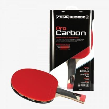 Picture of Stiga Pro Carbon Table Tennis Racket