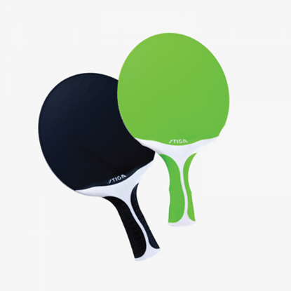 Picture of Stiga Flow Indoor/Outdoor Table Tennis Racket