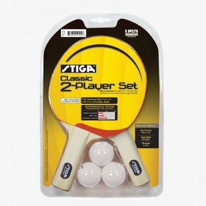 Picture of Stiga 2 Player Table Tennis Set