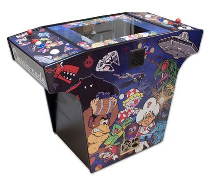 Picture of Arcade Classics Multicade Cocktail