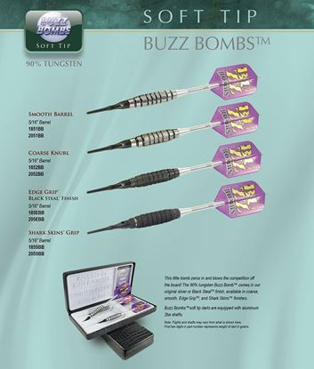 Picture of Bottleson Soft Tip Buzz Bomb Darts