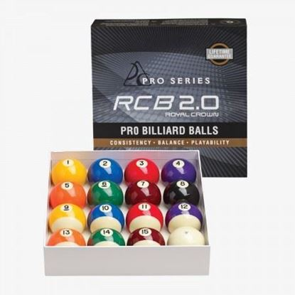 Picture of Pro Series Royal Crown Pro Ball Set