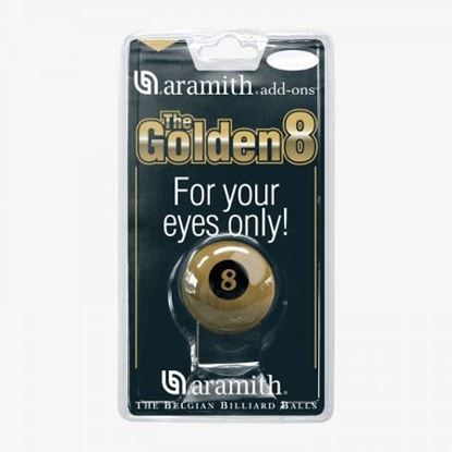 Picture of Aramith Golden 8-Ball