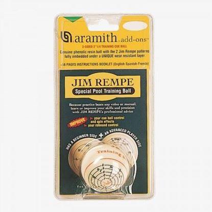 Picture of Aramith Jim Rempe Cue Ball