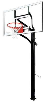 "Picture of Goalsetter X560 60"" In Ground Basketball Goal"