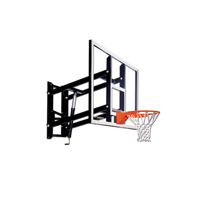"Picture of Goalsetter GS72 72"" Wall Mount Basketball Goal"
