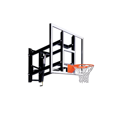 "Picture of Goalsetter GS60 60"" Wall Mount Basketball Goal"