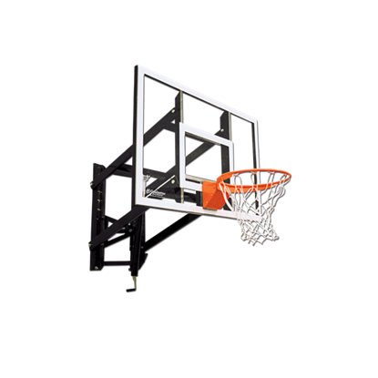"Picture of Goalsetter GS54 54"" Wall Mount Basketball Goal"