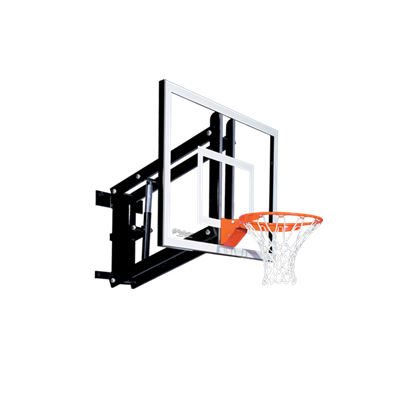 "Picture of Goalsetter GS48 48"" Wall Mount Basketball Goal"