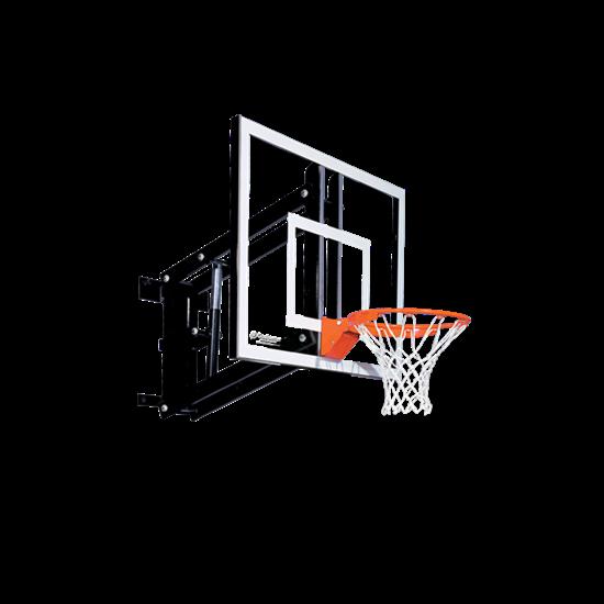 "Picture of Goalsetter GS48 48"" Wall Mount Basketball Goal"