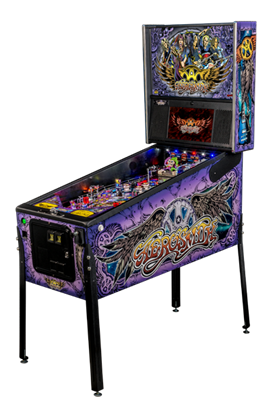 Picture of Stern Aerosmith Premium Pinball