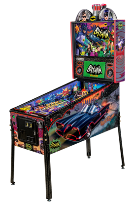 Picture of Stern Batman 66 Premium Pinball