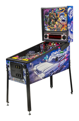 Picture of Stern Ghostbusters Premium Pinball