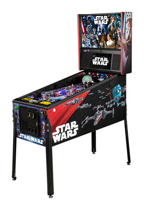 Picture of Star Wars Pro Pinball