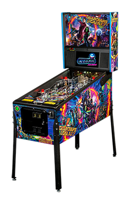 Picture of Stern Guardians of the Galaxy Pro Pinball