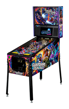 Picture of Stern Guardians of the Galaxy Premium Pinball