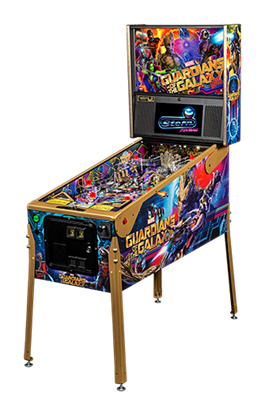 Picture of Stern Gaurdians of the Galaxy LE Pinball