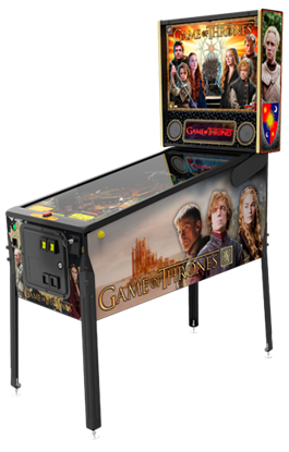 Picture of Stern Game of Thrones Pro Pinball