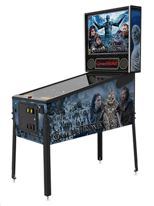 Picture of Stern Game of Thrones Premium Pinball
