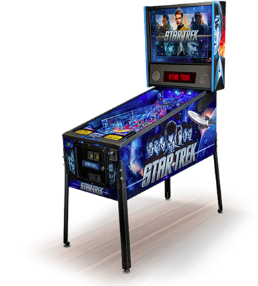 Picture of Stern Star Trek Pro Pinball