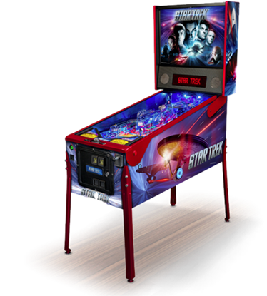 Picture of Stern Star Trek Premium Pinball
